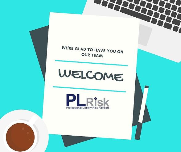 Copy of PL Risk Welcome