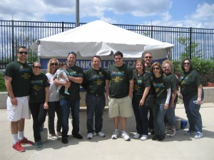 Axis Insurance Services, LLC, Walks for a Good Cause